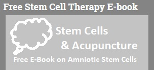 Stem Cell & Acupuncture Free Ebook